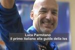Luca Parmitano, il primo italiano alla guida della Stazione spaziale internazionale