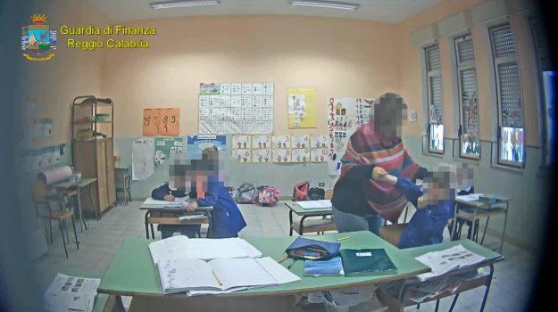 maltrattamenti, Palizzi Marina, scuola, Reggio, Calabria, Cronaca