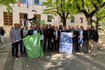 Sicurezza, a Cosenza manifestano i sindacati di polizia