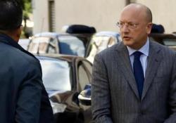 Manovra, Boccia: «Dall'Europa servono 100 miliardi per le infrastrutture» Il presidente di Confindustria a margine di una conferenza stampa a Bruxelles - Ansa