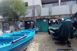 Manufatti da pesca abusivi, sequestri e denunce a Reggio