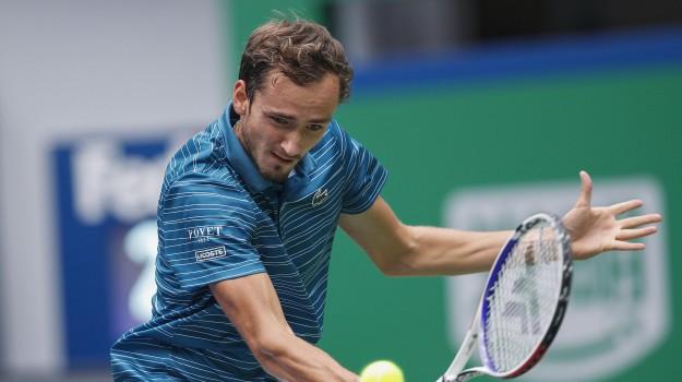 tennis, Alexander Zverev, Daniil Medvedev, Sicilia, Sport