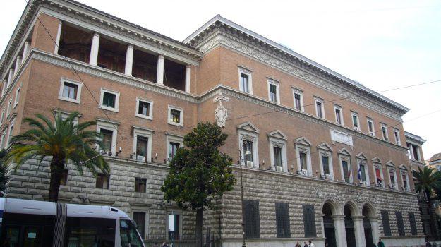 lavoro, ministero della Giustizia, Calabria, Economia