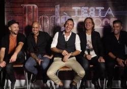 """Modà: «Con """"Testa o croce"""" abbiamo fatto un libro musicale» - CorriereTV"""