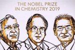 Nobel chimica a Goodenough, Whittingham e Yoshino: inventori delle batterie al litio