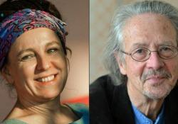 Nobel per la Letteratura, premiati Olga Tokarczuk e Peter Handke L'Accademia svedese ha decretato i due vincitori delle edizioni 2018 e 2019 - Ansa