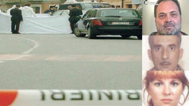 Fecero arrestare i fratelli Iozzo e pagarono con la vita, uccisi davanti alla scuola delle figlie - Foto