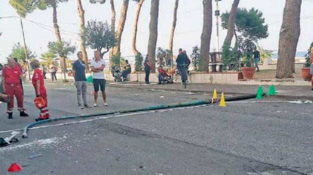 incidenti, patti, Messina, Sicilia, Cronaca