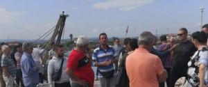 Schiavonea, i pescatori protestano contro le restrizioni sulla pesca