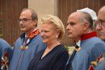 La principessa Beatrice di Borbone a Tropea: investitura per dame e cavalieri dell'Ordine costantiniano - Foto