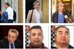 """Terzo livello, verso la conclusione il processo ai """"colletti bianchi"""" a Messina: i protagonisti - Foto"""