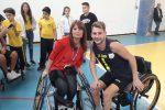 Disabilità e sport, il progetto di inclusione all'istituto Telesio di Reggio Calabria