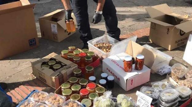 alimenti non tracciabili, sanzioni Montalto, sequestro Montalto, smaltimento rifiuti, Cosenza, Calabria, Cronaca
