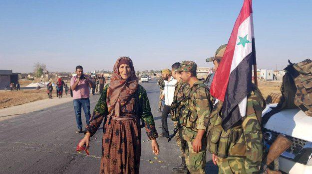 Risultati immagini per siria truppe di assad