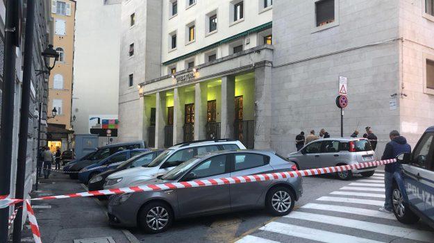 polizia, poliziotti, sparatoria trieste, Alejandro Stephan Meran, Matteo Demenego, Pierluigi Rotta, Sicilia, Cronaca