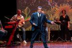 A Barcellona il pubblico si diverte con Flavio Insinna nel suo one man show
