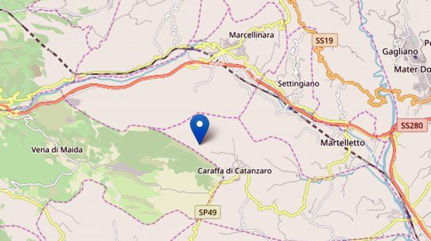 terremoto, terremoto catanzaro, Catanzaro, Calabria, Cronaca
