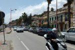 Messina, da domani partono i lavori per la messa in sicurezza di via Consolare Pompea