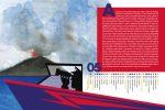 Presentato il calendario 2020 dei carabinieri: maggio dedicato allo Stromboli