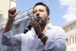 """Salvini in tour da Lamezia a Riace: """"Liberiamo la Calabria dall'oppressione del Pd"""""""
