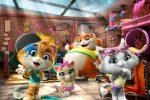 """""""44 gatti"""", cartoon premiato in Cina come migliore serie animata"""