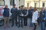 Guardia di finanza, raccolta di sangue al comando provinciale di Catanzaro
