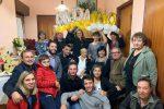 Capistrano in festa per nonna Aida che ha compiuto 100 anni
