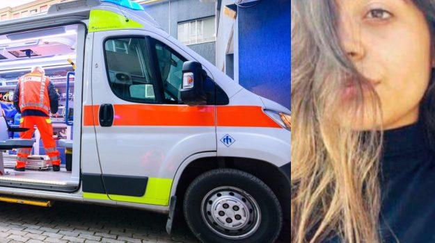incidente mortale, omicidio stradale, Alessandra Piscioneri, Luciano Piscioneri, Reggio, Calabria, Cronaca