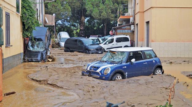 alluvione 2015 Rossano, quartiere Matassa, Cosenza, Calabria, Cronaca