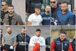 I buttafuori imposti nei locali di Messina, ecco i nomi e le foto degli arrestati