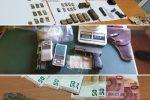 Beccato con armi, proiettili e droga: arrestato 19enne di Limbadi