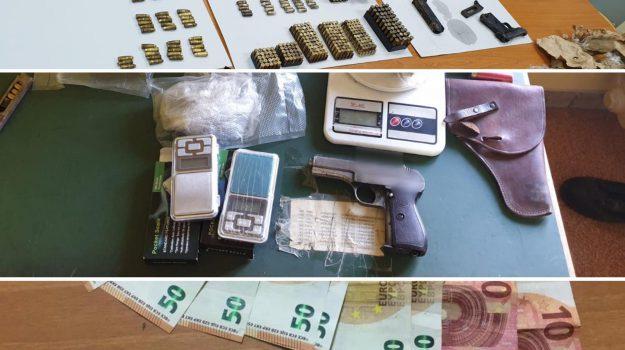 armi, arresto Limbadi, droga, Catanzaro, Calabria, Cronaca