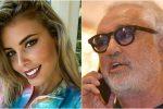 """Briatore smentisce la storia con la 20enne Benedetta Bosi: """"È solo un'amica"""""""