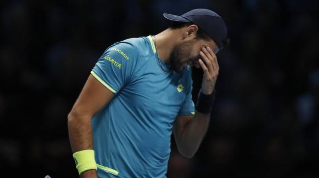Atp Finals, tennis, Matteo Berrettini, Novak Djokovic, Sicilia, Sport