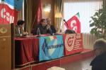 Messina, i lavoratori Blu Jet chiedono l'applicazione del contratto ferroviario