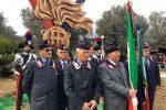 Carabinieri, a Vibo l'emozionante ricordo di un collega morto in servizio - Video