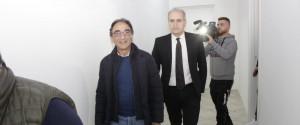 Il presidente della provincia di Catanzaro Sergio Abramo e il sindaco di Lamezia Paolo Mascaro