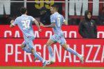 Lazio, il tabù è sfatato: vittoria in casa del Milan dopo 30 anni di digiuno