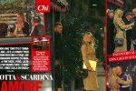 Diletta Leotta e Gigi D'Alessio, il bacio fuori dal ristorante scatena il gossip