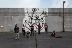 Murales cambiano il volto del porto: a Giardini Naxos l'opera di Bucchi nel segno dell'integrazione
