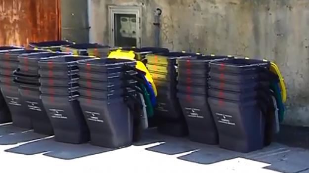 rifiuti, Messina, Sicilia, Cronaca