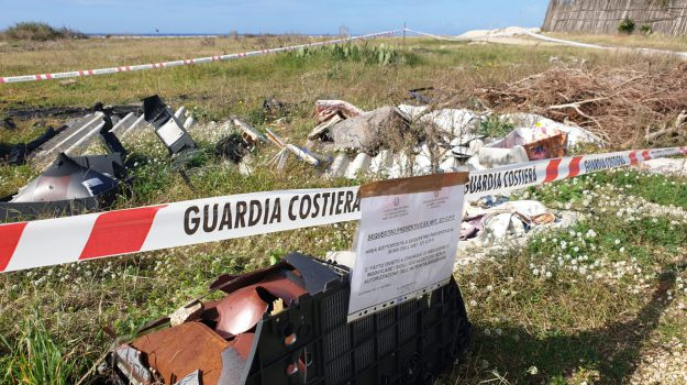 discarica, nicotera, rosarno, Catanzaro, Calabria, Cronaca