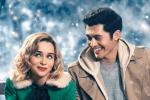 """Emilia Clarke torna con una commedia romantica, esce il trailer di """"Last Christmas"""""""
