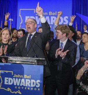 Usa, dalla Louisiana schiaffo a Trump: Edwards batte il repubblicano Rispone