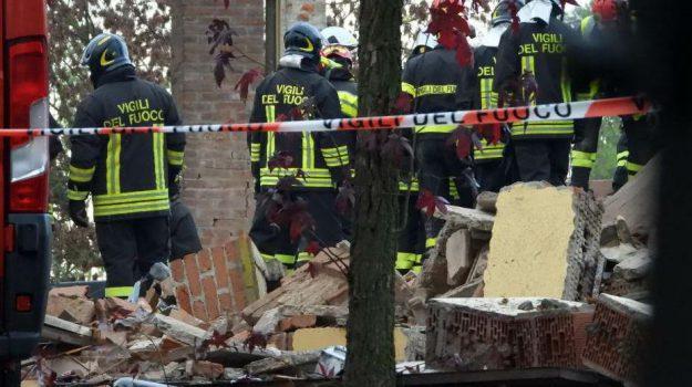 esplosione, vigili del fuoco, Antonino Candido, Giovanni Vincenti, Marco Triches, Matteo Gastaldo, Sicilia, Cronaca