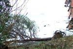 Messina, l'ex cantiere Samar danneggiato dal maltempo: l'intervento del Comune