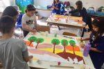 Profumi, colori e sapori: festa d'autunno alla scuola Gentiluomo di Messina - Le foto
