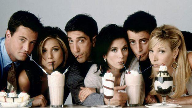 Torna Friends: gli attori di nuovo insieme per una reunion in onda su HBO