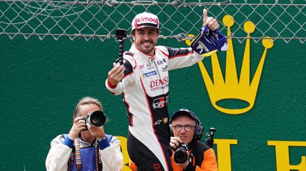 motori, rally, Fernando Alonso, Sicilia, Sport