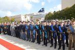 Festa delle Forze Armate, le foto della cerimonia a Messina